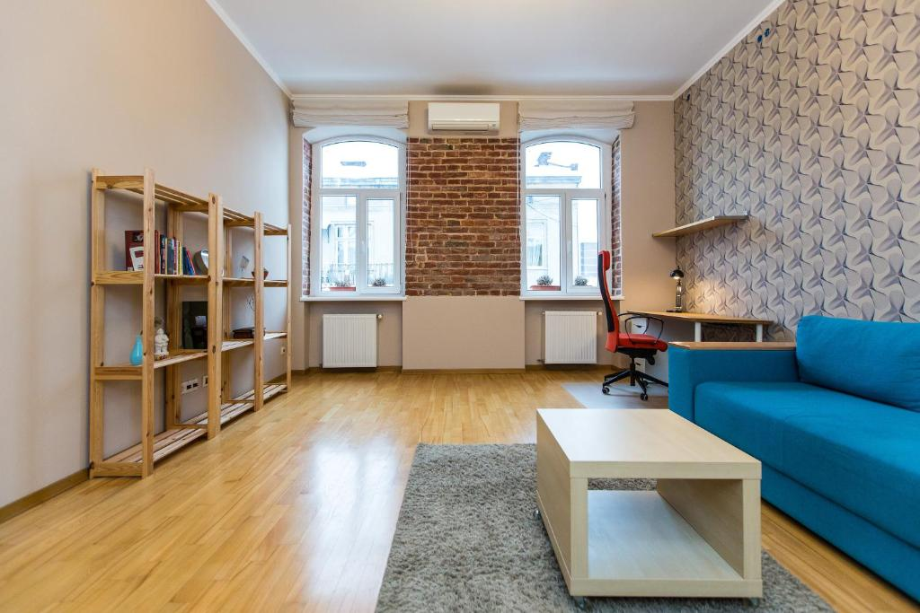 Light and spacious Apartment on Gazova Str