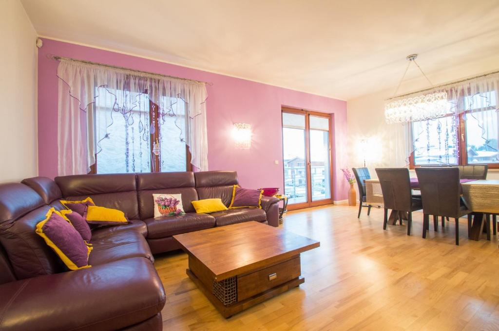 noclegi Gdańsk Neptun Park Luxurious Seaside Apartment