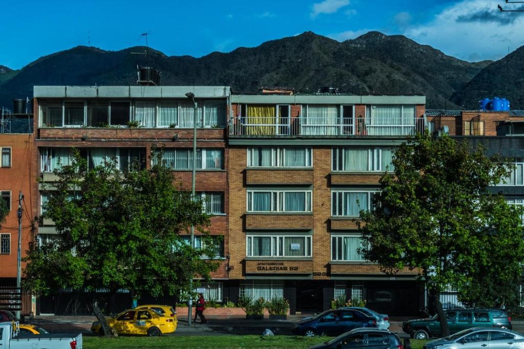 Apartamentos Galerías 52