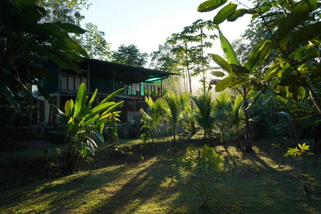 Utopia Tica, Sustainable Lodge