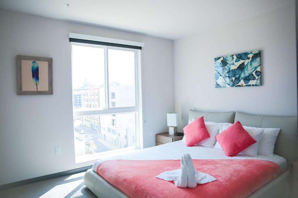 Upscale Apartment In Downtown La Los Angeles Ca Save On Agoda