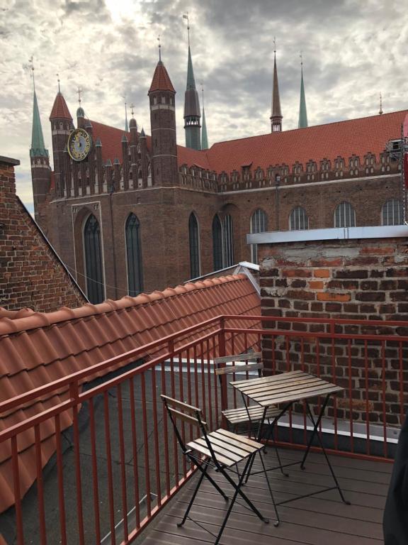 noclegi Gdańsk Maisonette Stara Kamienica