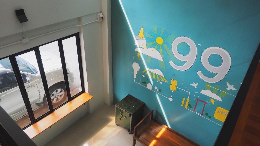 99 Hostel Khaosan Apartment In Bangkok Thailand
