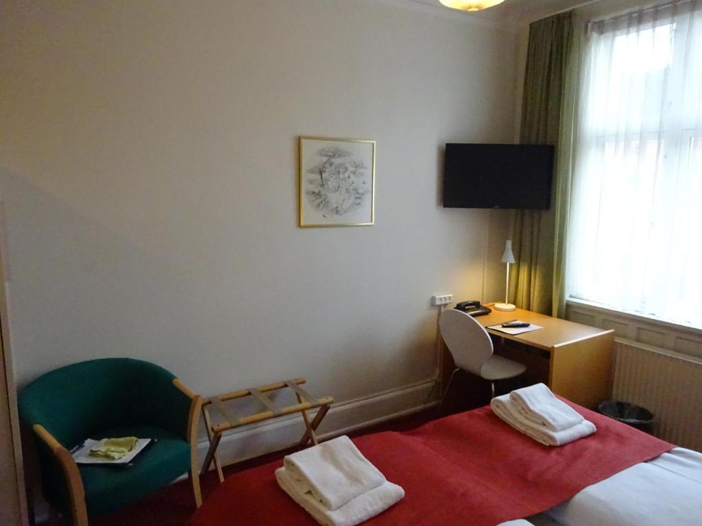 City Hotel Nebo, 1650 Kopenhagen
