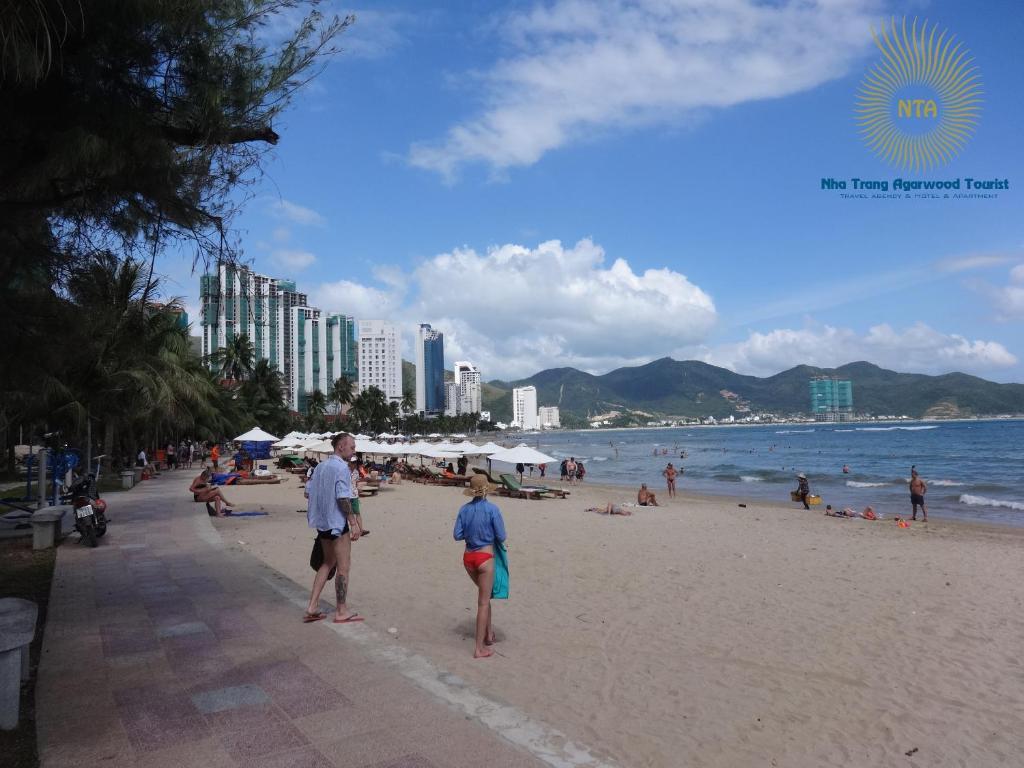 Dolphin Nha Trang Beach Apartments - Nha Trang - book your