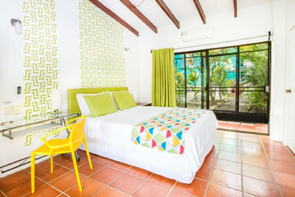 Studio with Terrace 4 Tico Tico Villas - Adult Only