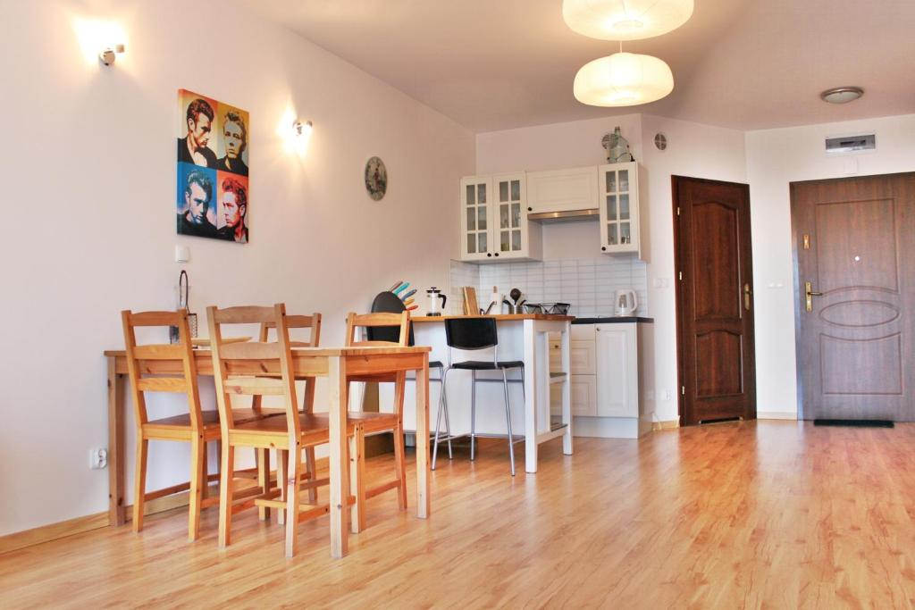 noclegi Świnoujście Apartbaltic - Villa Concha 34