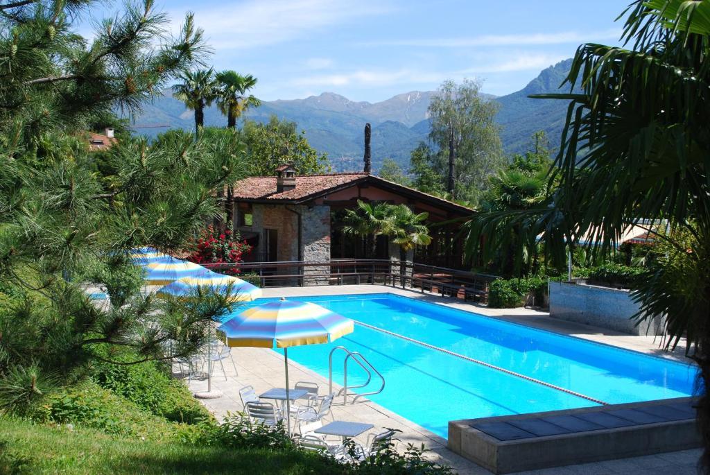 Continental Park Hotel Lugano