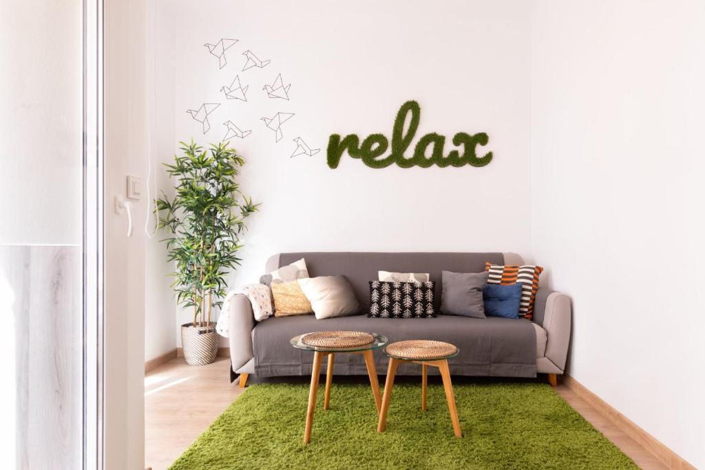 Diseño y confort en el centro de Alicante
