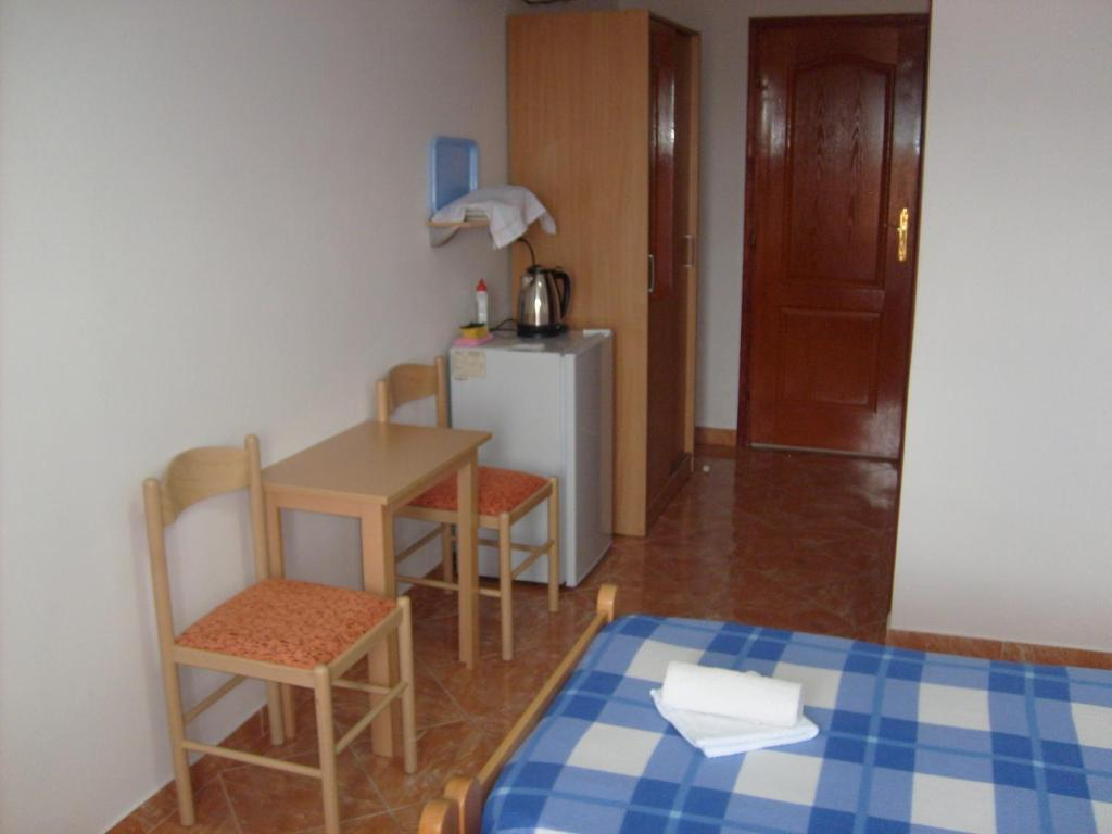 Twin Room with Balcony Apartments Bovan