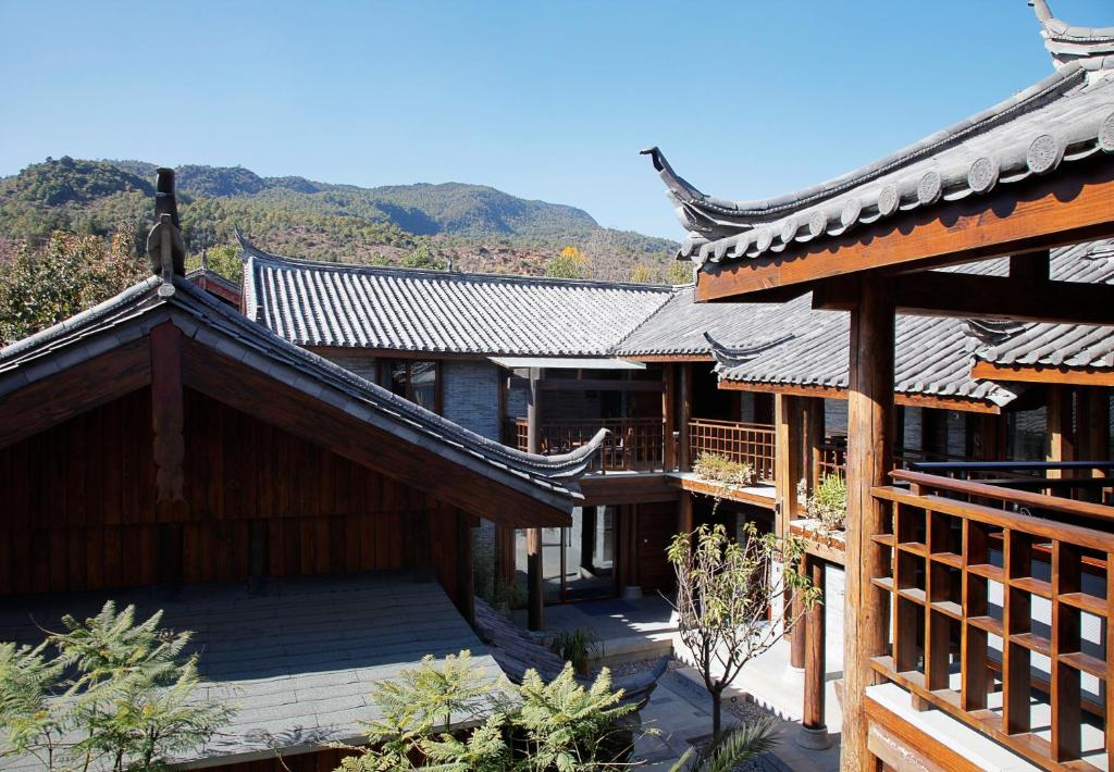 Locals Lotel Lijiang Yuannian Guesthouse Locals Apartment 0018233R