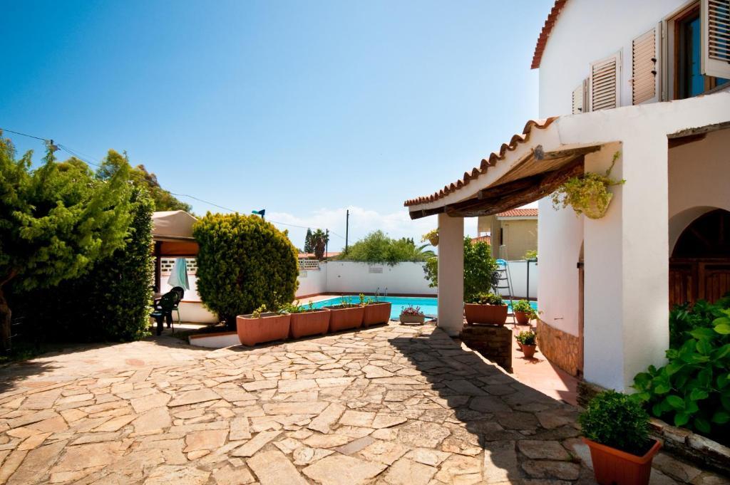 L Aragosta Hotel La Caletta Pool