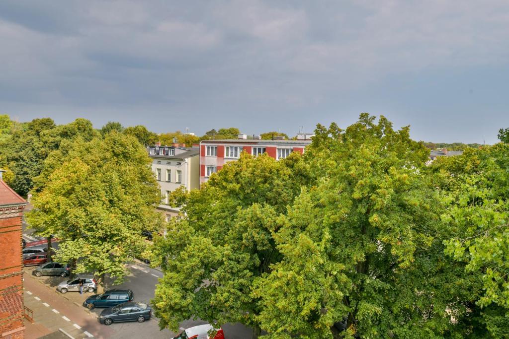 noclegi Kołobrzeg Apartament Malinka