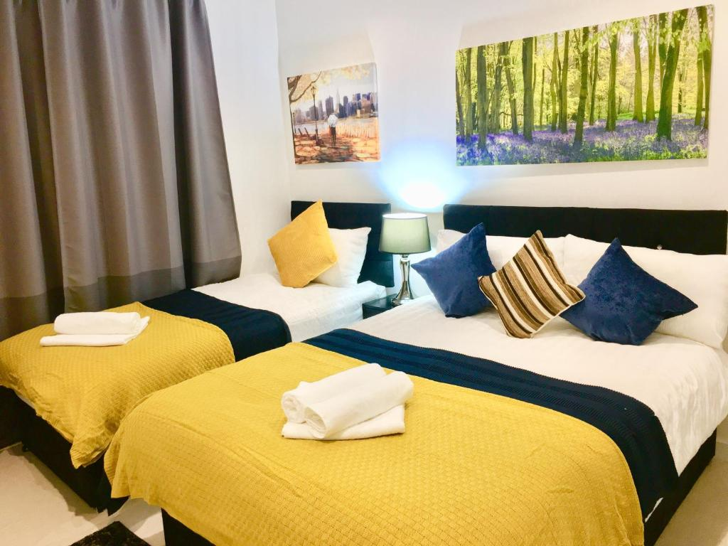 Dockland Excel 2 Bedroom Apartment