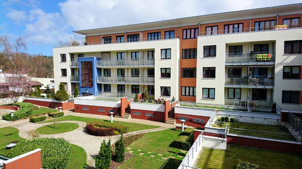 noclegi Kołobrzeg Apartament Zielone Tarasy ApartamentyPrzyMorzu