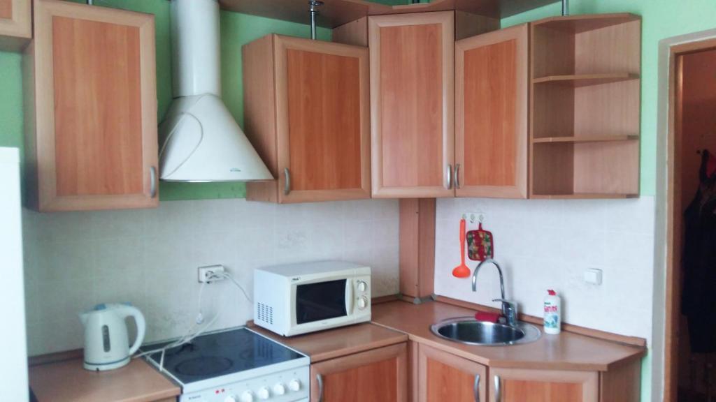 Апартаменты на Борсоева 69а