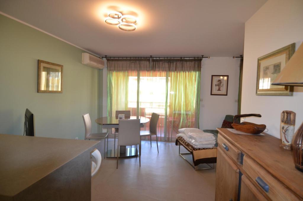 Appartement 4 personnes avec terrasse et parking quartier du Port de Nice