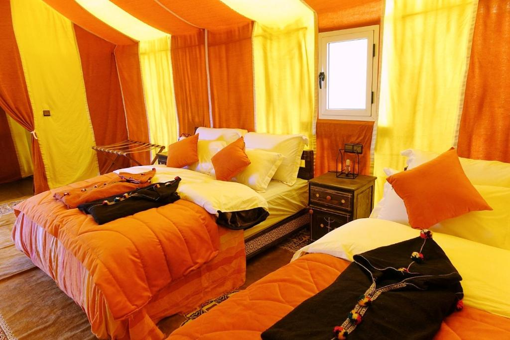 Deluxe Double Room Sahara Majestic Luxury Camp