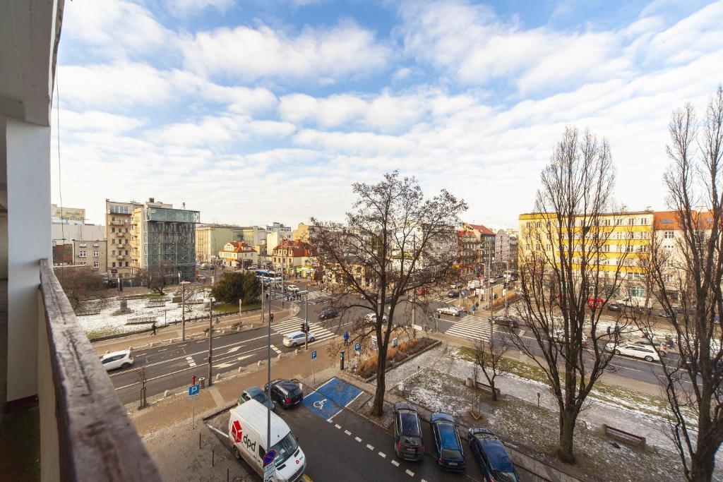 noclegi Gdynia Apartament Skwer Kościuszki