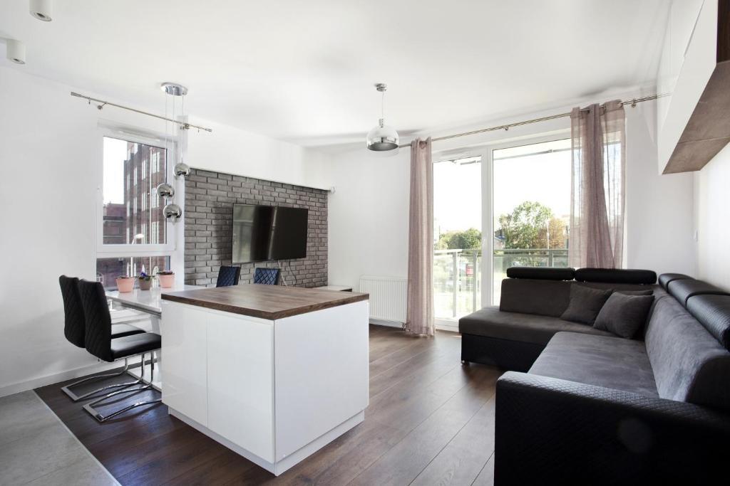 noclegi Gdańsk Apartament Bursztynowy