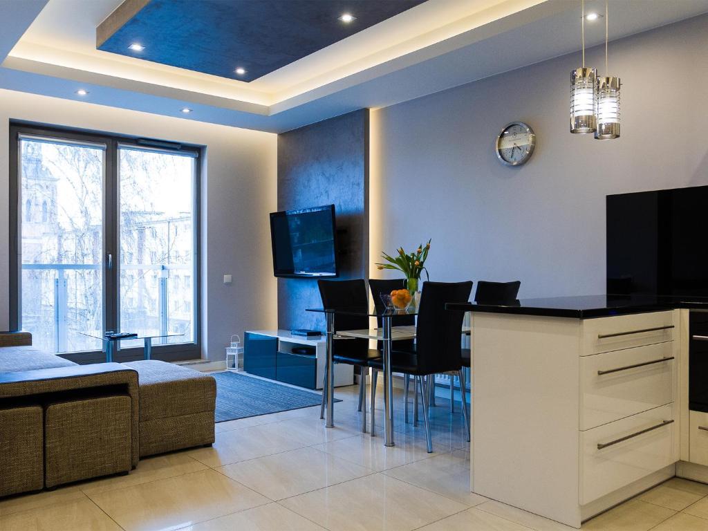 noclegi Gdańsk Euro Apartments Szafarnia Comfort