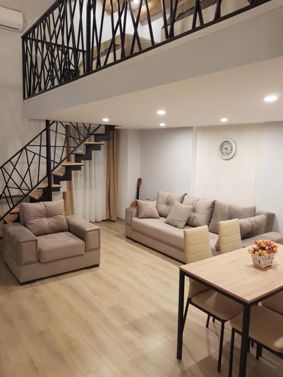 Kita's apartment
