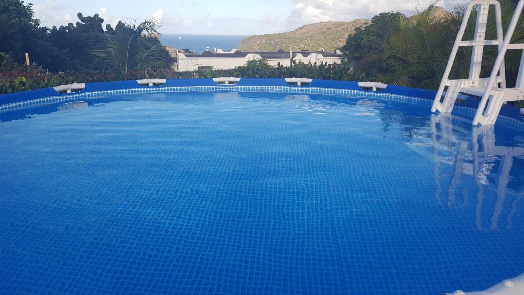 Apartment with Garden View Statia-Apart / Little Paradise