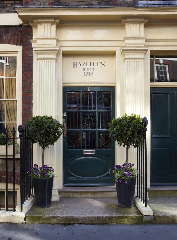 Hazlitt S Hotel London