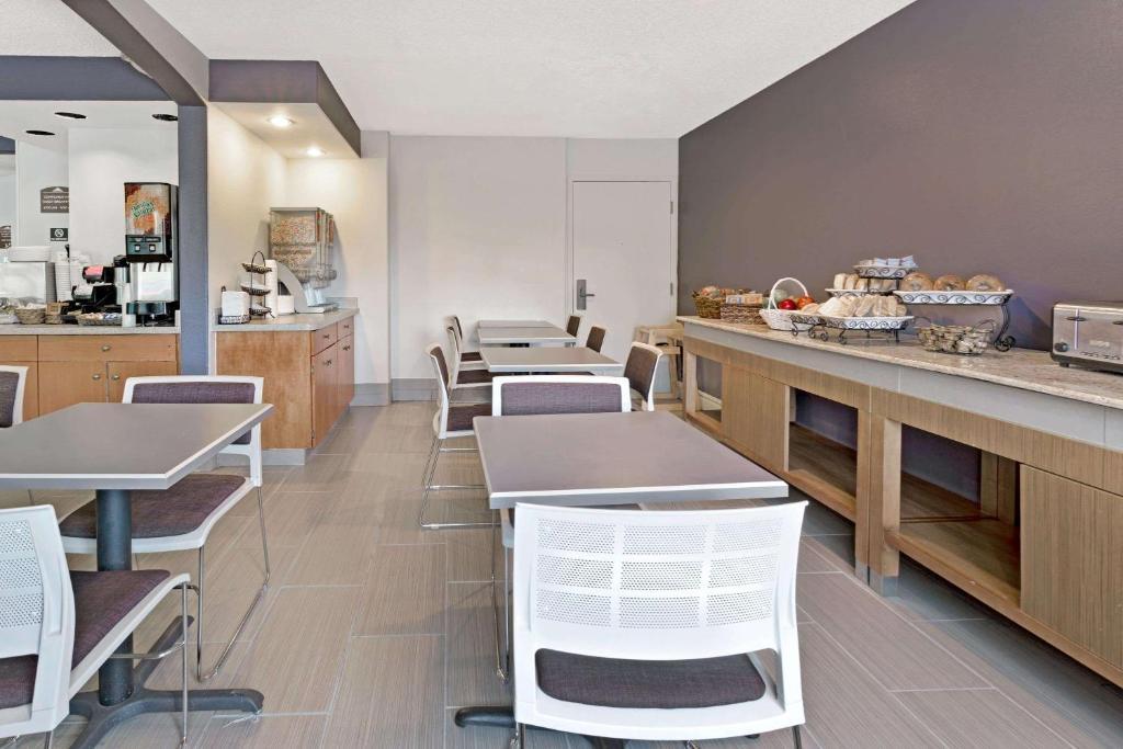 Microtel Hotels Breakfast
