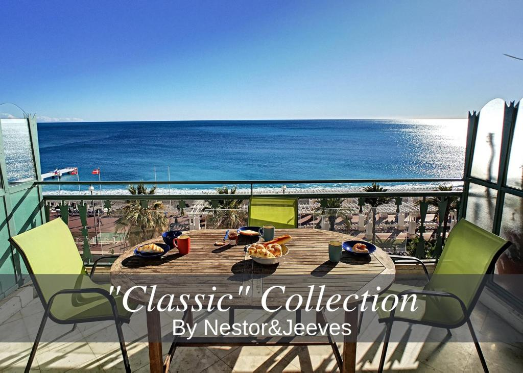 Nestor&Jeeves - PALAIS DE FRANCE - Central - Sea front