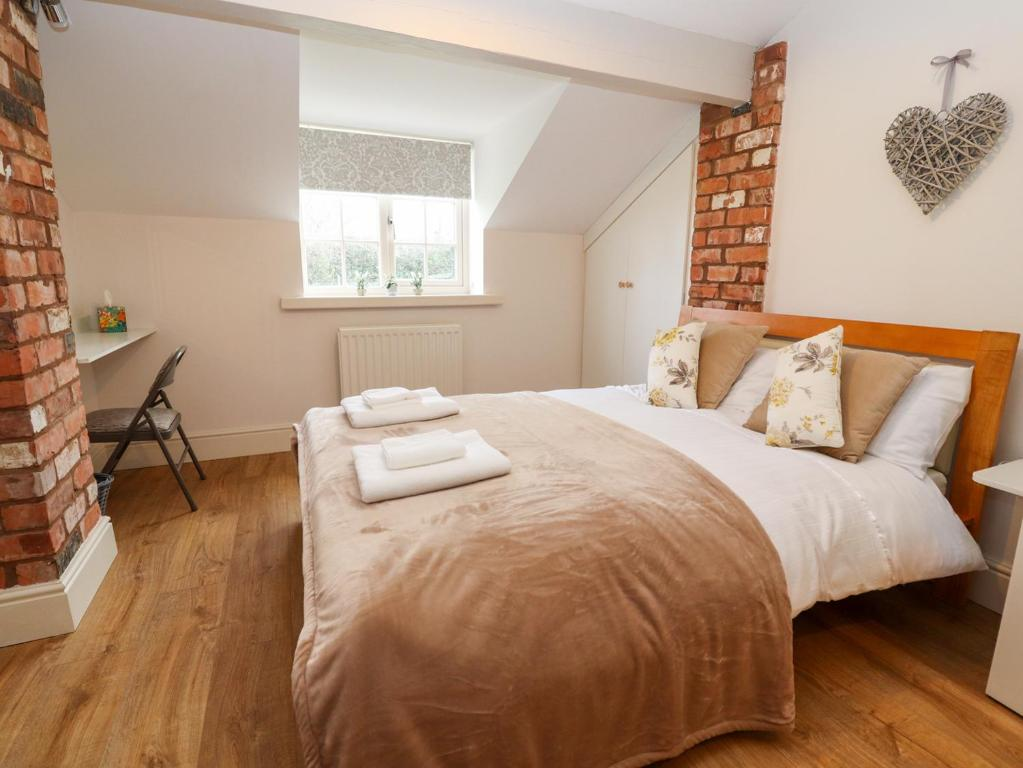 Casa de vacaciones de 2 dormitorios Commonwood Cottage, Wrexham
