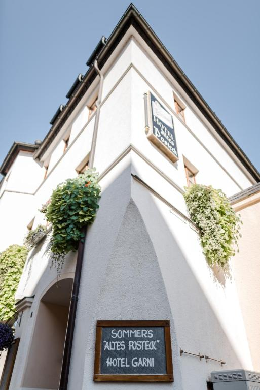 Hotel Und Aparthotel Altes Posteck Hotel In Reichenbach Im Vogtland