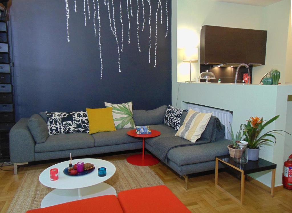 Thissio View Design Apartment