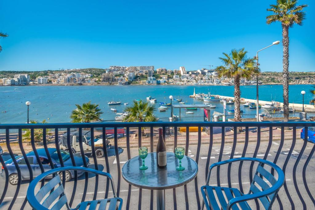 Harbour Lights seafront 2 bedroom apartments with panoramic sea views - by Getawaysmalta
