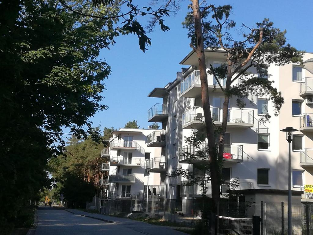 noclegi Dziwnówek Porta Mare Leśne Tarasy , Apartament 23