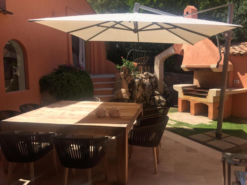 Luxury villa in porto cervo img34