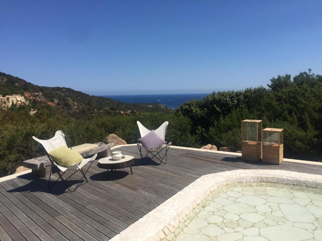 Luxury villa in porto cervo img43
