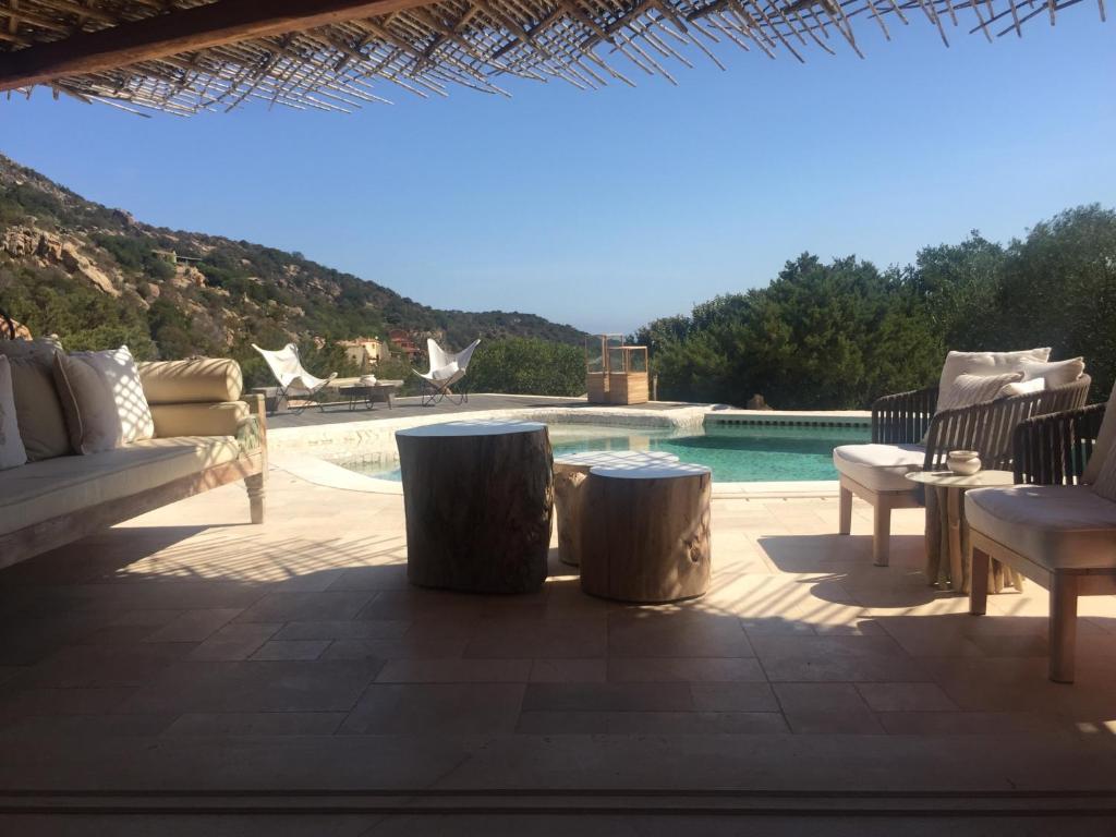 Luxury villa in porto cervo img13