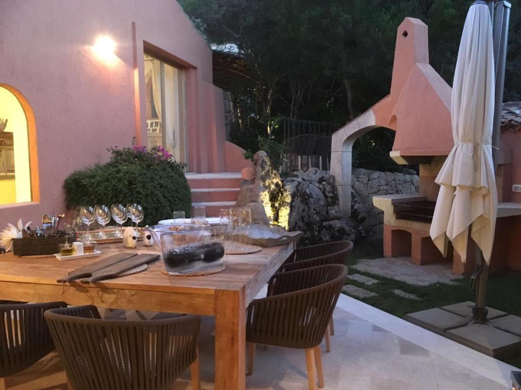 Luxury villa in porto cervo img24
