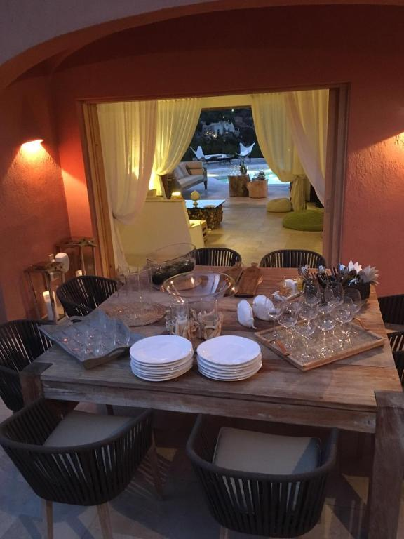 Luxury villa in porto cervo img23