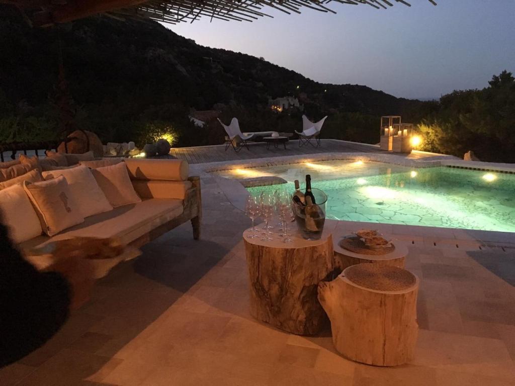 Luxury villa in porto cervo img27