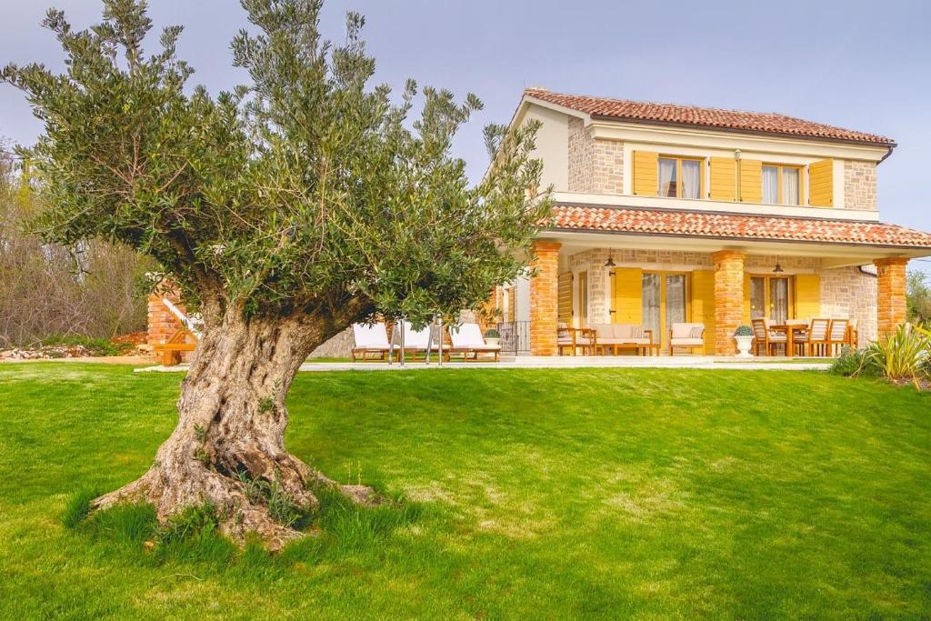 Luxury Villa Tia