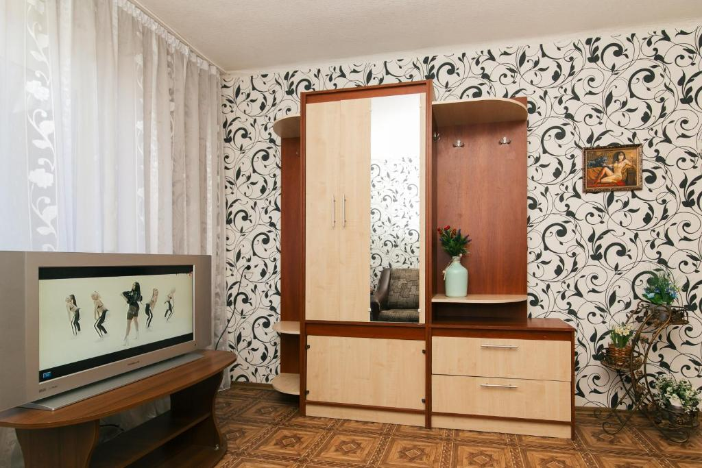 Апартаменти з 1 спальнею The Best Location on Sobornaya Street 2 room