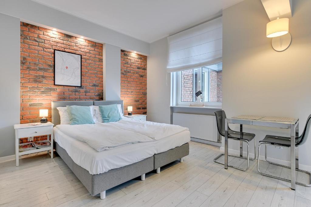 noclegi Gdańsk Comfort Apartments Old Town