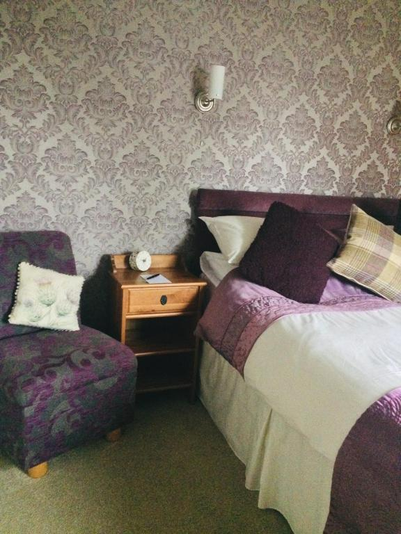 Standard Double Room Bwlch Y fedwen Bed and Breakfast