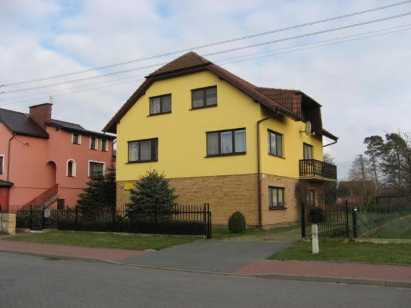 noclegi Żarnowska Dom Colonia