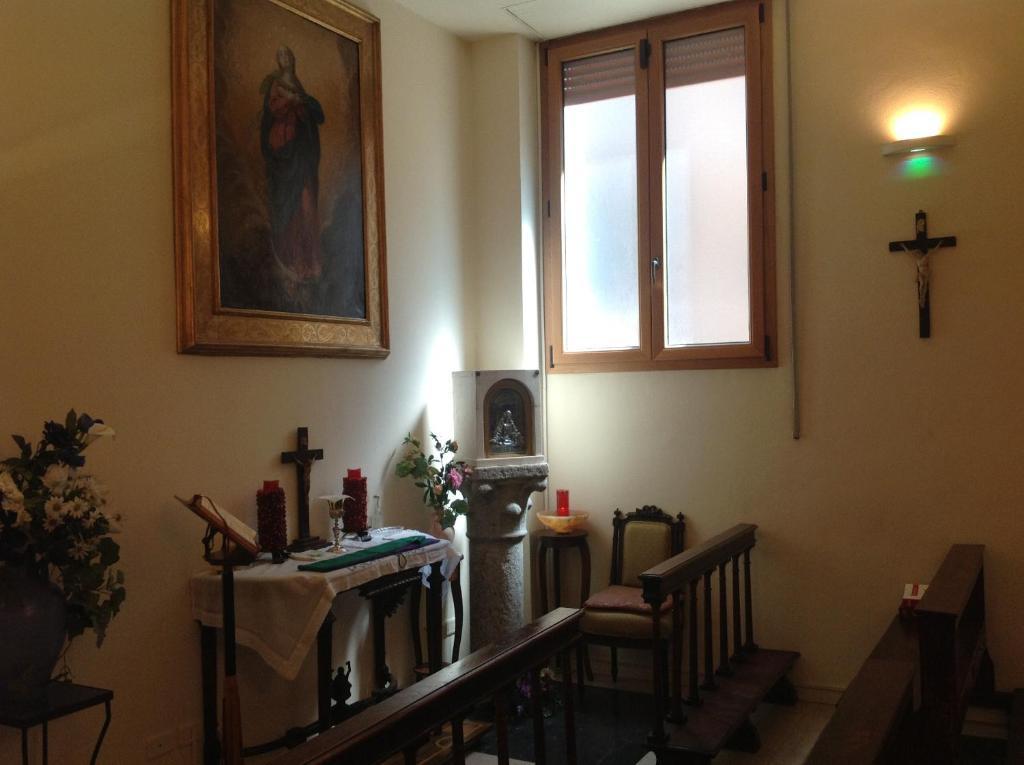 Ospitalit san tommaso d 39 aquino bologna prenotazione on line viamichelin - Hotel ristorante bologna san piero in bagno ...