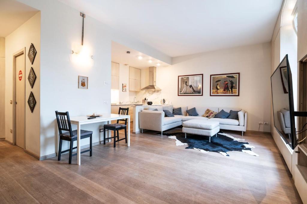 Santo Stefano Luxury Apartment