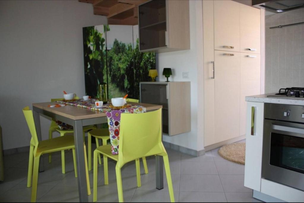 Casa Ludovica a Porto Pino img8