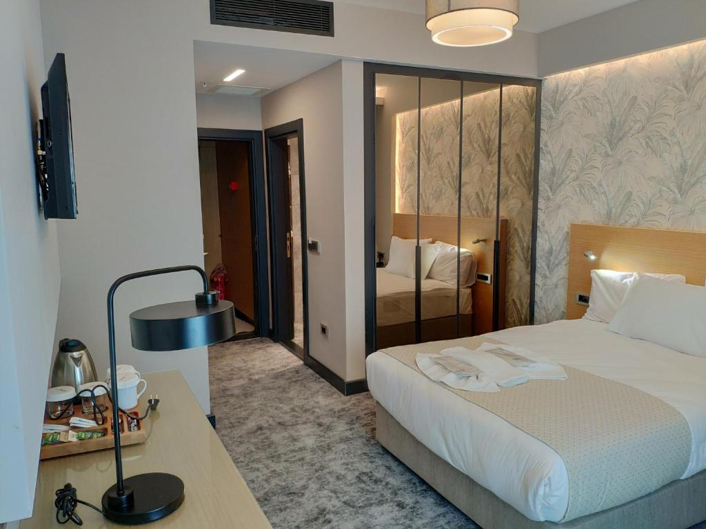 Superior Double Room - Annex Triada Hotel Karakoy